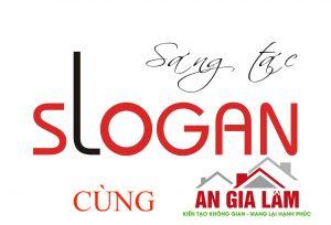 Slogan lĩnh vực xây dựng