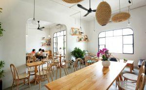 cải tạo nhà ở thành quán cà phê