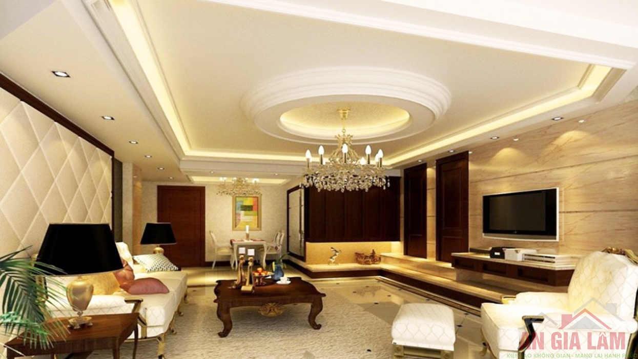 mẫu trần thạch cao đẹp 012