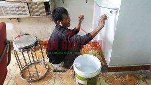 sửa chữa sơn nhà quận 3