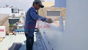 đội thi công sơn nước tphcm