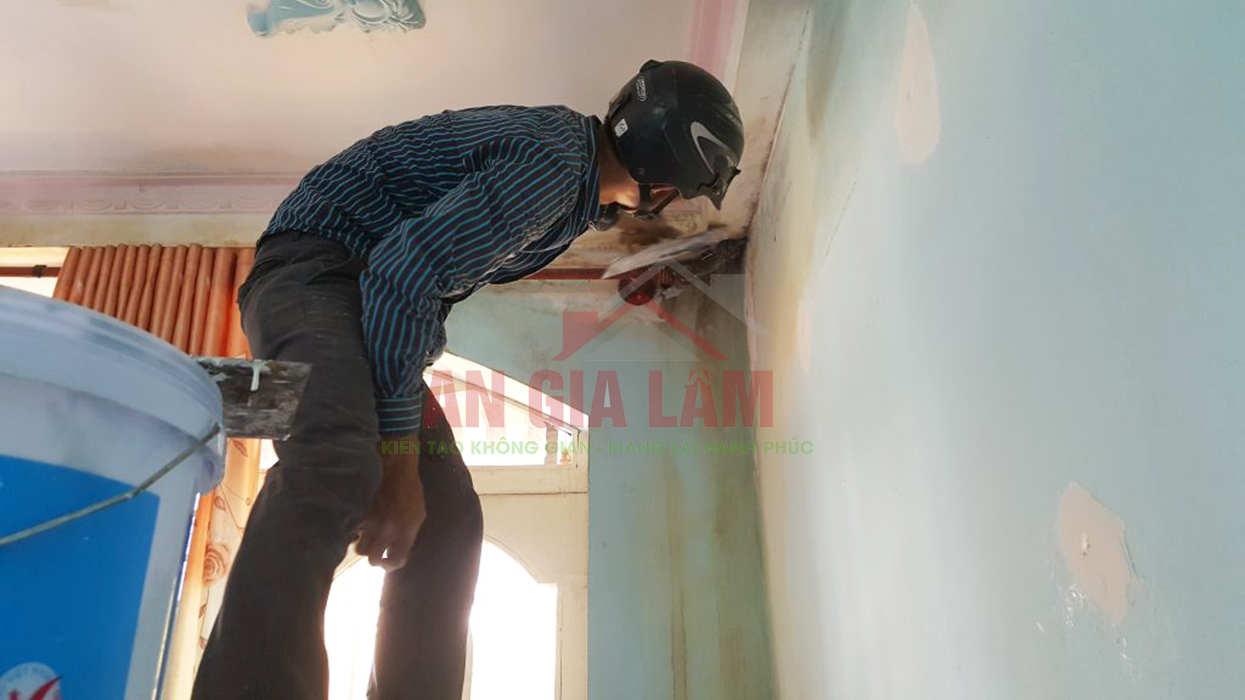 sơn nhà an gia lâm