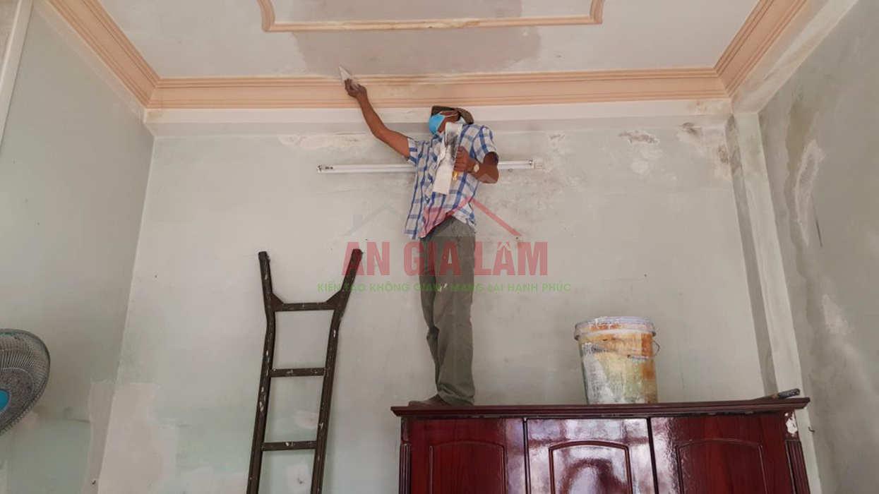 sơn nhà giá rẻ ở hcm