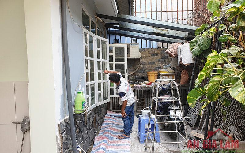 sơn sửa nhà quận 9