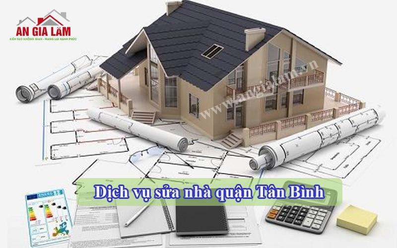 Dịch vụ sửa nhà quận Tân Bình