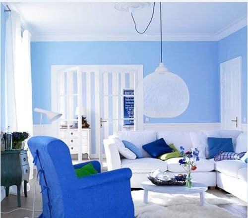 Màu sơn nhà - Ảnh 4